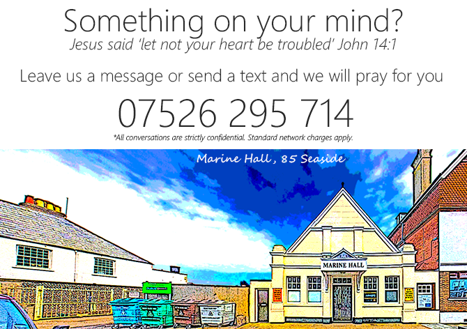Text-4-Prayer Flyer